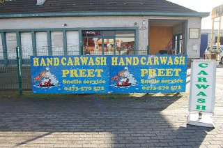 Hand Carwash Preet