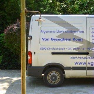 Algemene Electriciteitswerken Van Gyseghem Koen