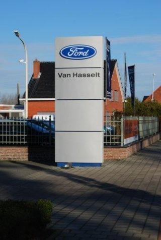 Garage Van Hasselt bvba