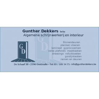 Gunther Dekkers bv