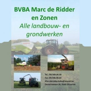 Marc De Ridder bvba