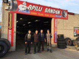 Banden & Velgen Centrum Apilli