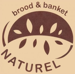 Brood en banket naturel