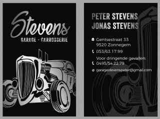 Garage - Carrosserie Stevens Peter