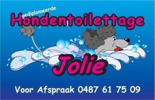 Hondentoilettage Jolie