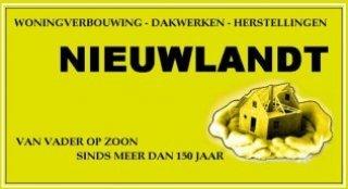 Algemene dakwerken Nieuwlandt
