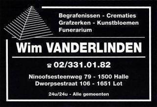 Vanderlinden Wim bv