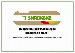 Snackske ('t)