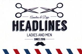 Logo Headlines in De Pinte