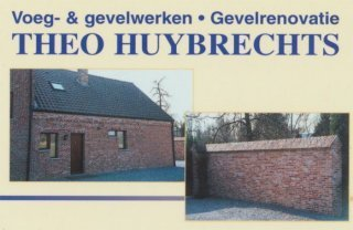 Theo Huybrechts Voeg- & Gevelwerken