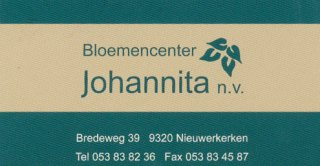 Bloemencenter Johannita