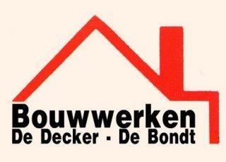 Bouwwerken De Decker - De Bondt