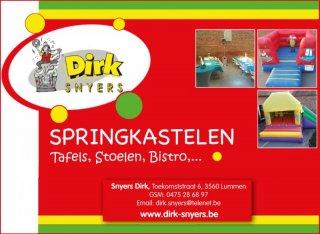 Springkastelen Dirk Snyers