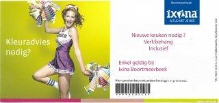 Ixina Boortmeerbeek