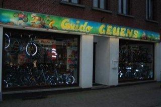 Fietsen Guido Geuens