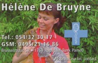 Dierenarts Hélène De Bruyne
