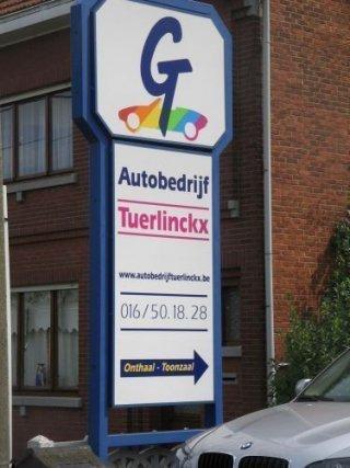 Autobedrijf Tuerlinckx bvba
