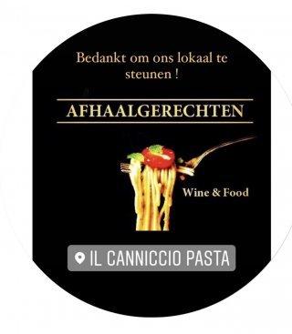 Logo pasta il canniccio
