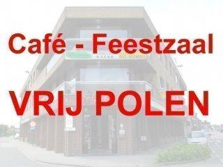 Café - Feestzaal Vrij Polen