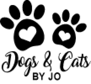 Logo Dogs & Cats by Jo