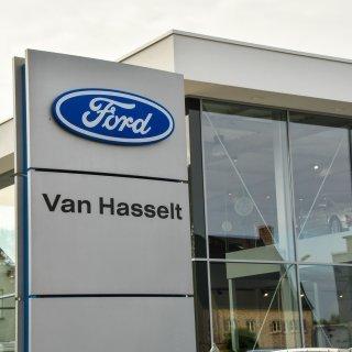Garage Van Hasselt bv