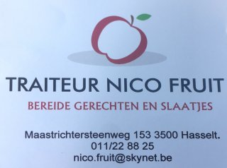 Traiteur Nico Fruit