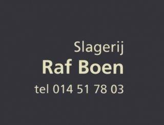 Slagerij Raf Boen