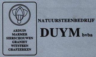 Natuursteenbedrijf Duym BVBA