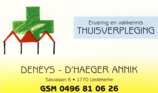 Thuisverpleging D'haeger Annik