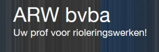 ARW Algemene Rioleringswerken