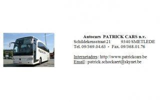 Autocars Patrick Cars nv