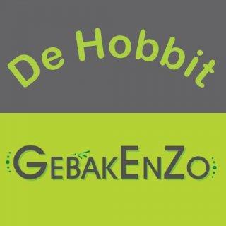 Logo De Hobbit - GebakEnZo