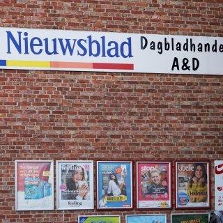 Dagbladhandel A&D