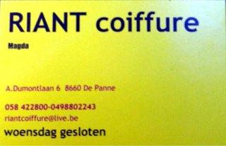 Riant Coiffure