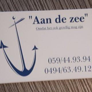 Aan de Zee
