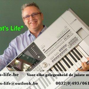 "Johan ""That's Life"""