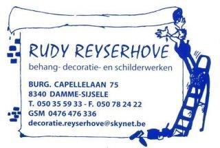 Decoratie Reyserhove