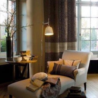 Lauriks interieur decoratie boom gordijnen en overgordijnen - Gordijnen interieur decoratie ...