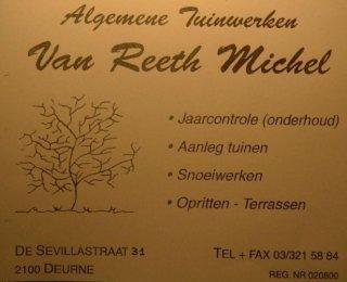 Tuinwerken Michel Van Reeth