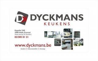Dyckmans & zoon bvba - Budget Keukens
