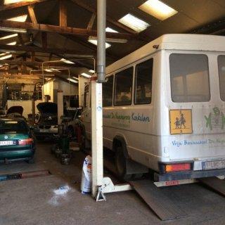 Garage-Carrosserie Geert Van Lerberghe-Logghe bv