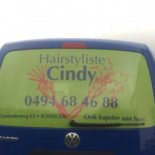 Hairstyliste Cindy