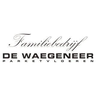 Logo familibedrijf De Waegeneer Parketvloeren