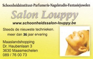 Salon Louppy Maaslandshopping