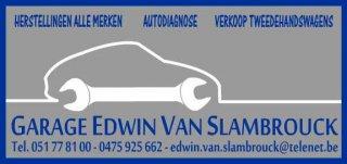 Garage Edwin Van Slambrouck