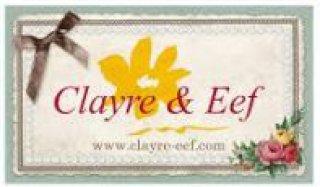 onze nieuwe decoratie komt van Clayre & Eef
