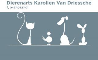 Dierenarts Karolien Van Driessche