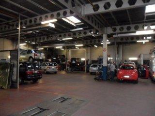 Garage G.V.K nv