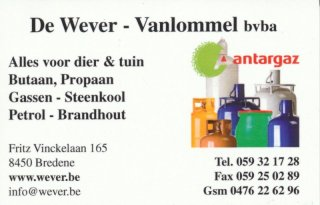 De Wever - Vanlomme bvba
