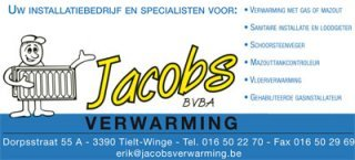 Jacobs Verwarming bv